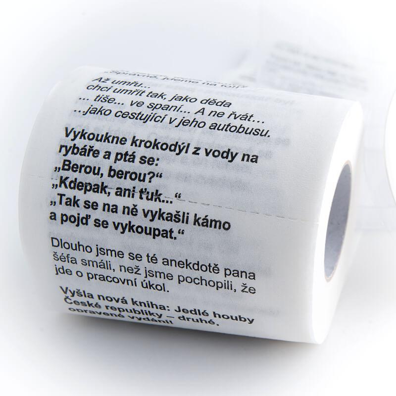 Toaletni Papir S Vtipy Ptakoviny Darky Za Vyprodejove Ceny